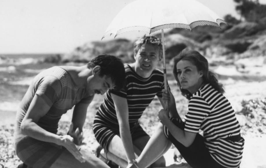 Rendez-vous au cinéma: Jules i Jim,  r. F. Truffaut
