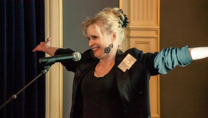 Anne-Marie Blink: Radionica glasa i pjevanja