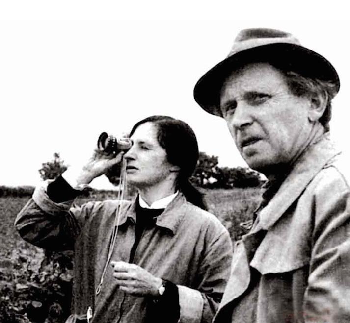 Jean-Marie Straub i Danielé Huillet