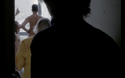 Eros gledanja
