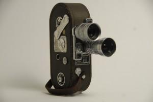 16 mm camera