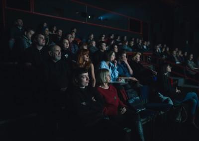 Sanja Iveković, Osobni rezovi, 22. 3. 2018.