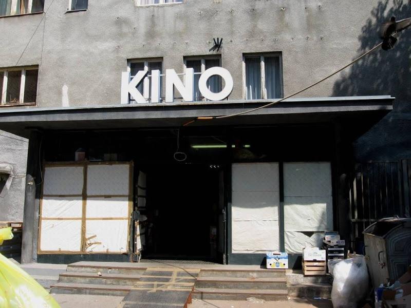 Kino 041 na Dizajn Distriktu