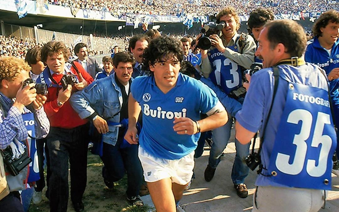 Asif Kapadia: Diego Maradona