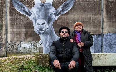 J.R. i Agnès Varda: Ljudi i mjesta