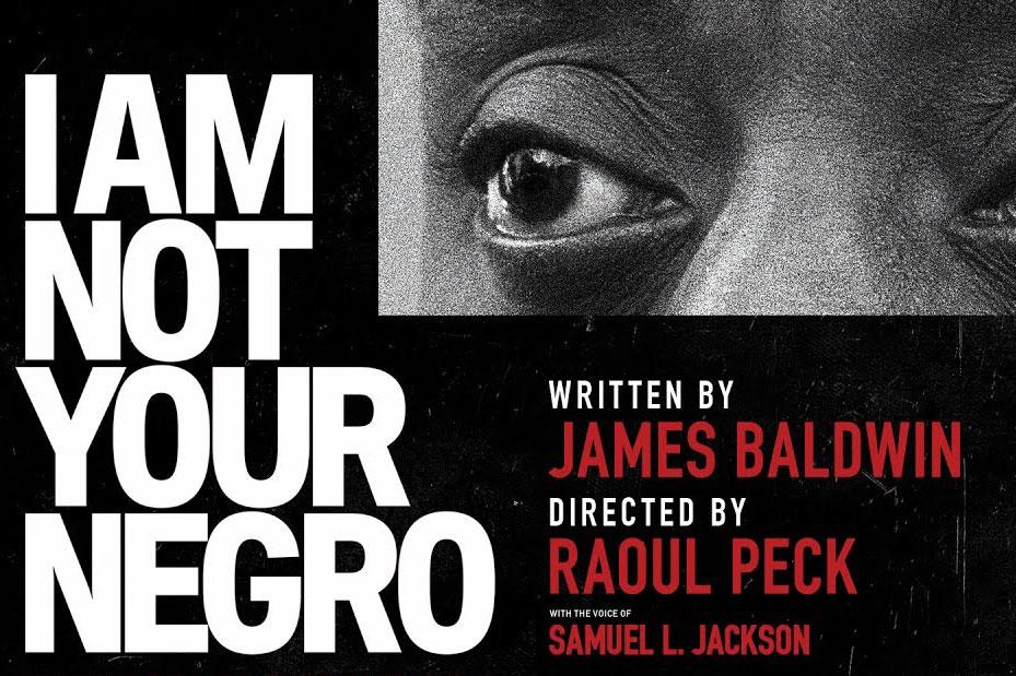 R. Peck: Ja nisam tvoj crnac