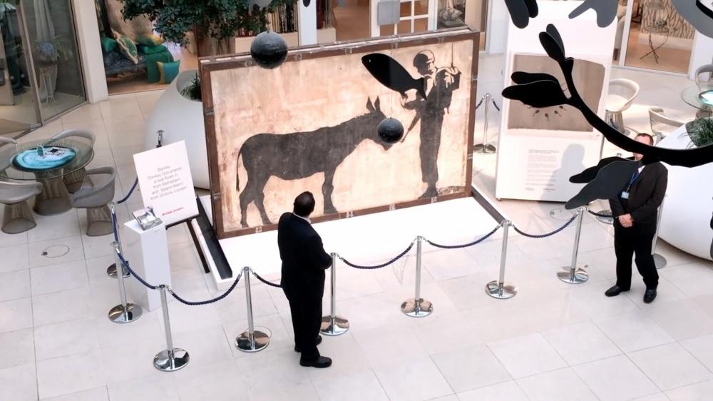 M. Proserpio: Čovjek koji je ukrao Banksyja
