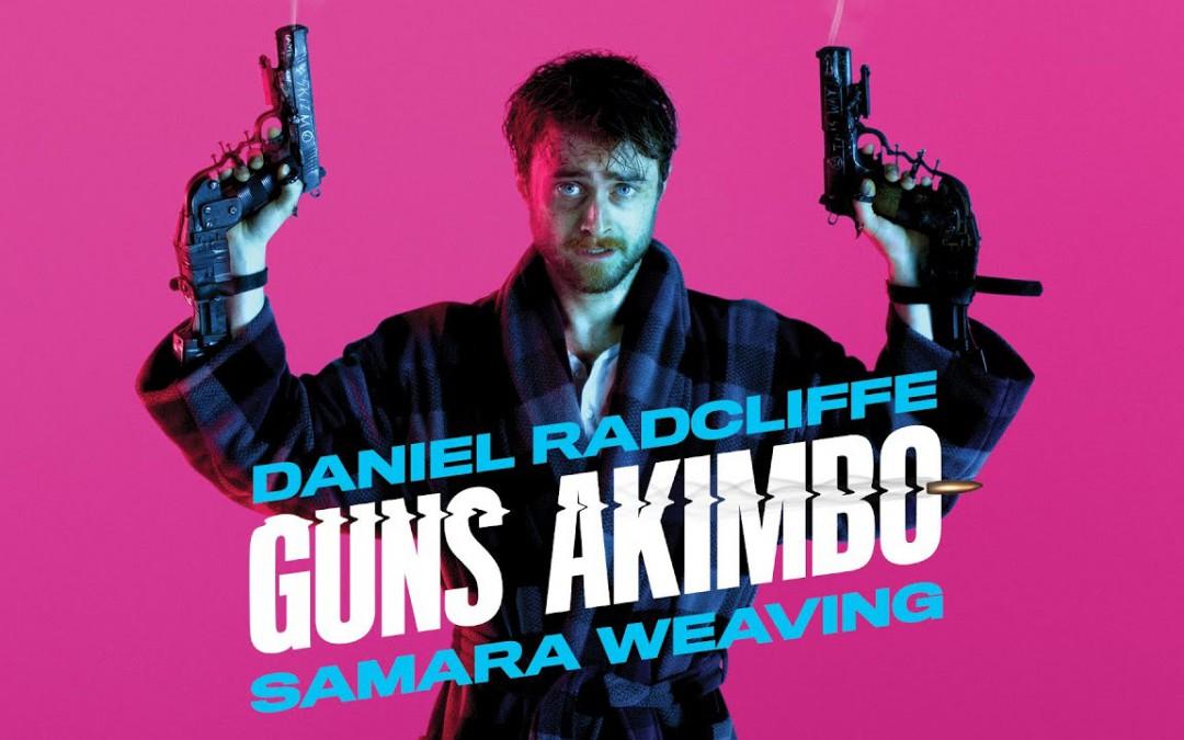 J. Lei Howden: Guns Akimbo