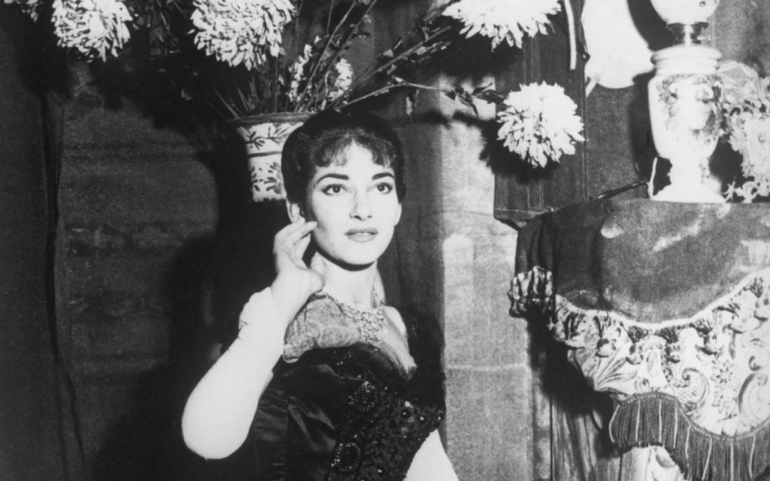 T. Volf: Maria Callas osobno