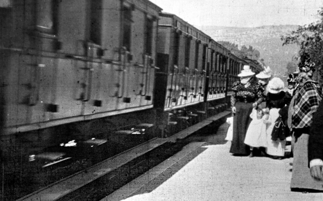 Vlak i film: Medijska povezanost – Estetika brzine i prolaznosti
